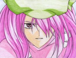Elfen Lied: Lucy by PoppyTears