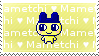 Mametchi Love Stamp by tamagotchi