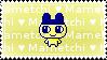 Mametchi Love Stamp by tamagotchi