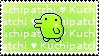 Kuchipatchi Love Stamp