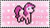 Pinkie Pie Stamp by tamagotchi
