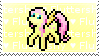 Fluttershy Stamp by tamagotchi