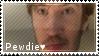 PewDiePie Stamp by tamagotchi