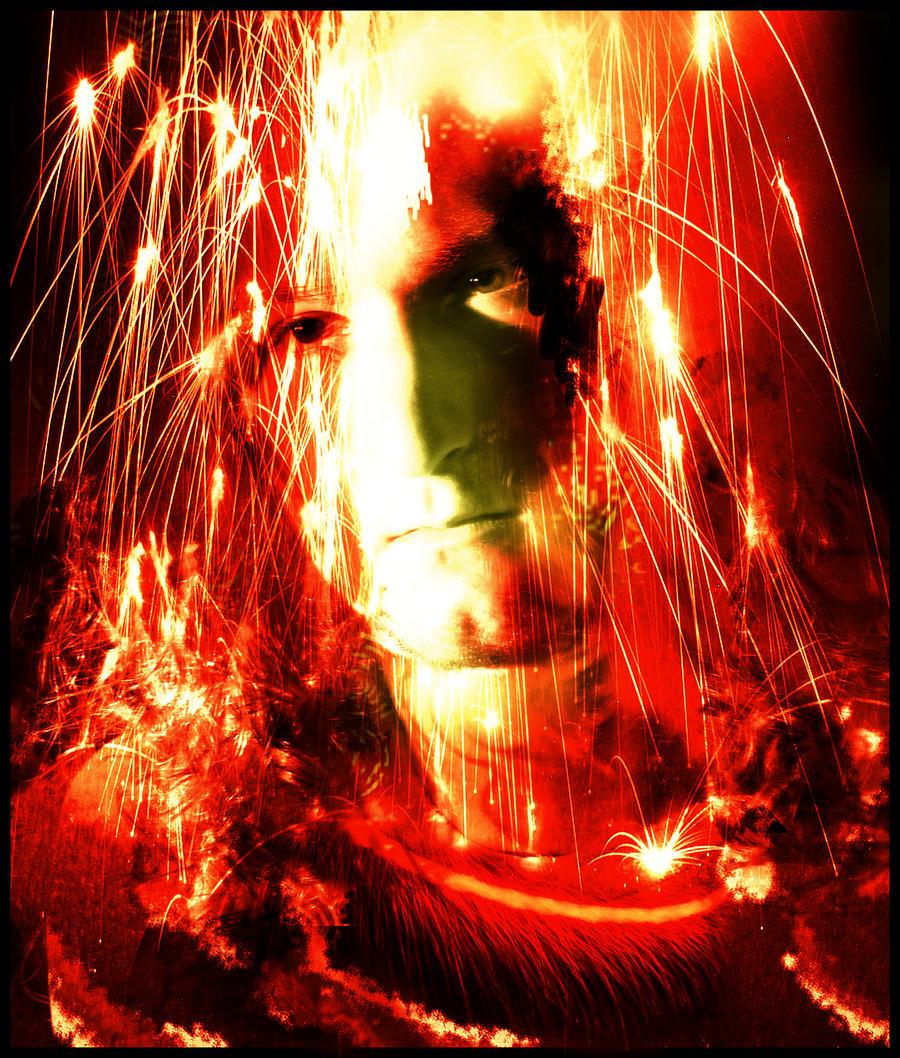 Fire by Sarajane-Helm