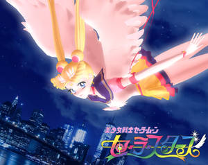 Eternal Sailor Moon - Mission Impossible style