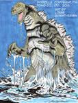Godzilla7-2013 - SOLD