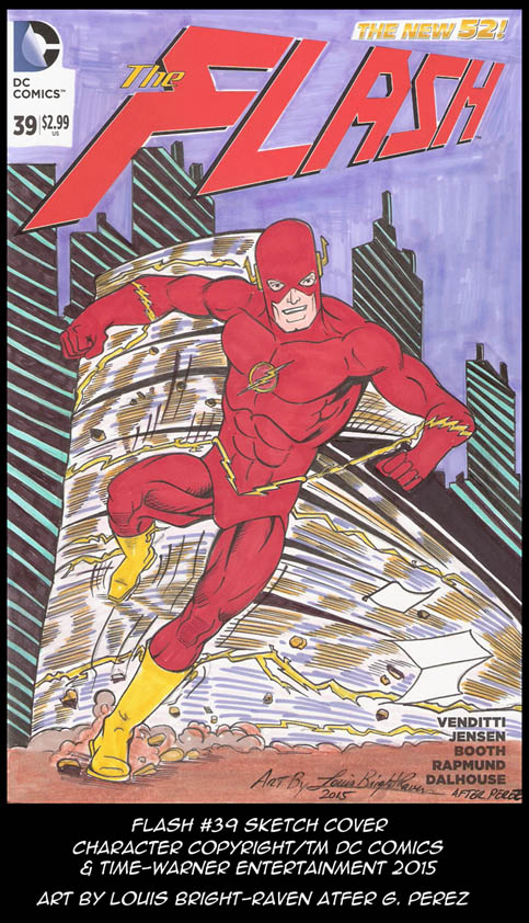Flash39Cover by Bright-Raven