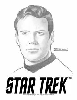 Star Trek TOS: Capt. Kirk (AVAILABLE)