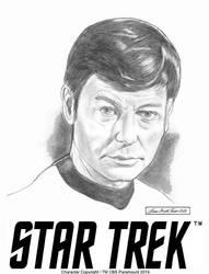 Star Trek TOS: Dr. McCoy (AVAILABLE)