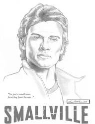 Smallville Tom Welling (AVAILABLE)