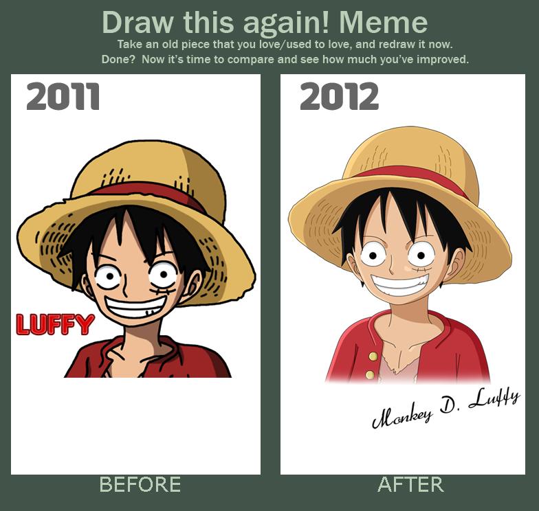 draw this again meme template - draw this again meme by sergiart on deviantart