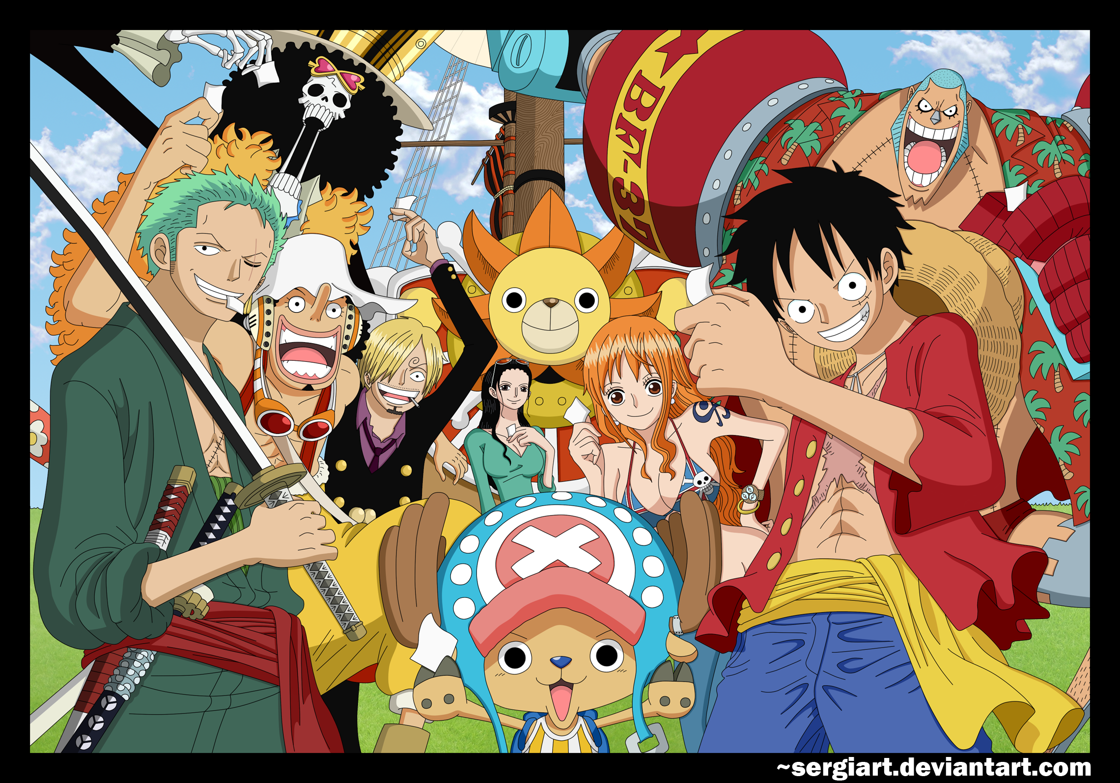 one piece after 2 - photo #30
