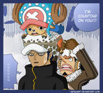 Trafalgar Law's new hat