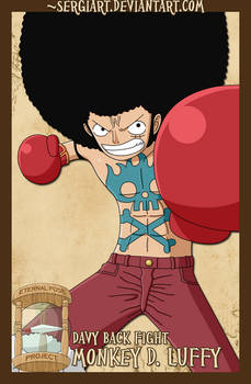 EPP - Davy Back Fight: Luffy