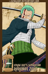 EPP - Straw Hat's Separation: Zoro