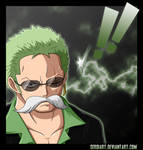 One Piece 702 - Roronoa Zoro