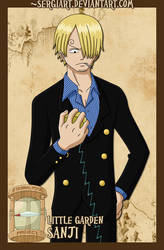 EPP - Little Garden: Sanji