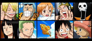 One Piece Film: Strong World - Finale