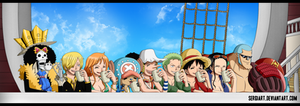 One Piece - On a perfect day
