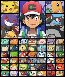 Pokemon - Ash's Journey