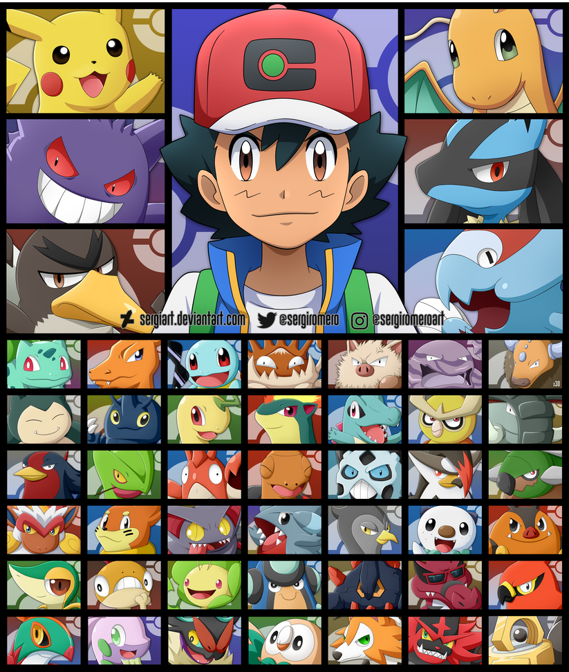 Pokemon - Ash's Journey
