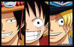 One Piece - Brothers