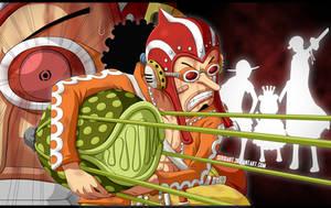 One Piece - Awakening Haki by SergiART