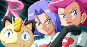 Pokemon - Here comes Team Rocket!