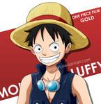 One Piece Film Gold - Luffy