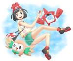 Pokemon Sun and Moon - A new adventure!
