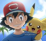 Pokemon - We are in the Alola region!