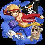 One Piece - Monkey D. Luffy