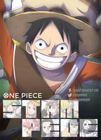 One Piece - STAMPEDE by SergiART