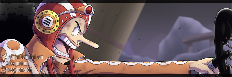 One Piece - Happy birthday, Usopp