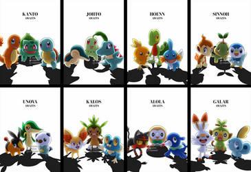 Pokemon awaits