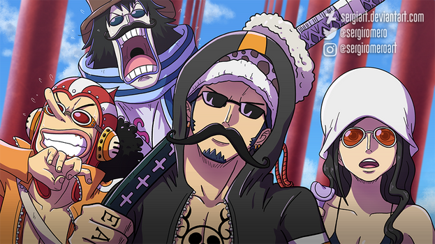 One Piece - Caesar's Delivery Group
