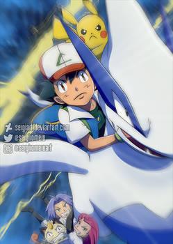Pokemon Movie 2 - Escape