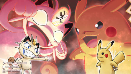 Pokemon - Historic Rivalry
