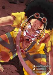One Piece Stampede - I'm sorry...!