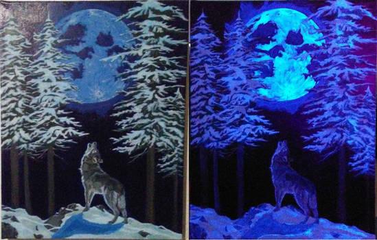 blacklight wolf