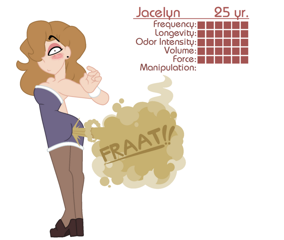 Character Profiles: Jacelyn By TenuousOddity On DeviantArt