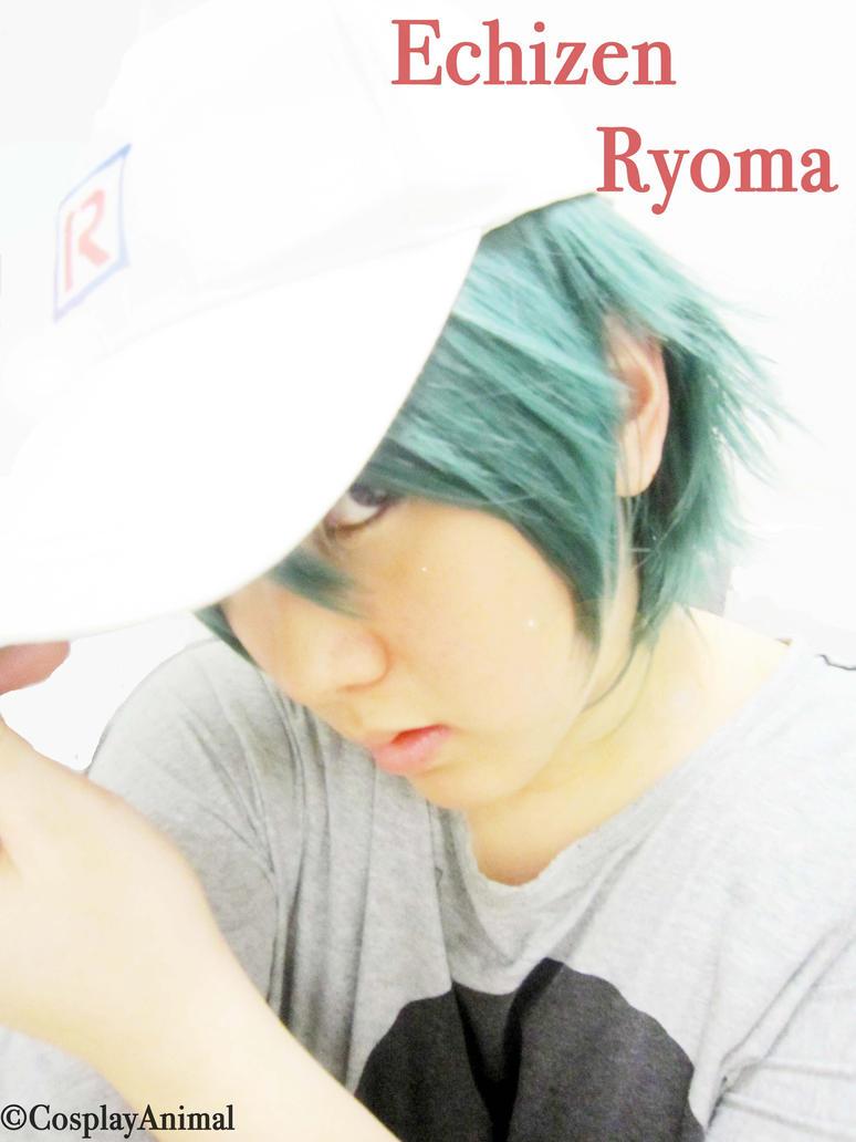 Echizen Ryoma Wig test by CosplayAnimal