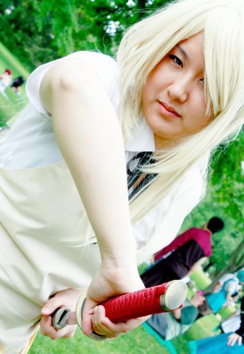 Working Cosplay: Todoroki Yachiyo by CosplayAnimal