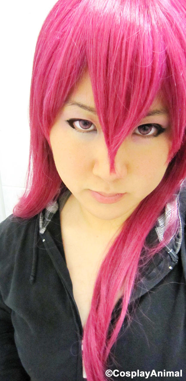 Yurippe wig test - uncut version by CosplayAnimal