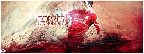 Fernando Torres Football Signature by DavidVilla7