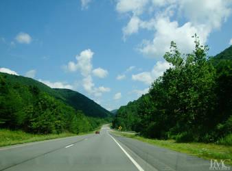 Road Trip 01 by momoclone