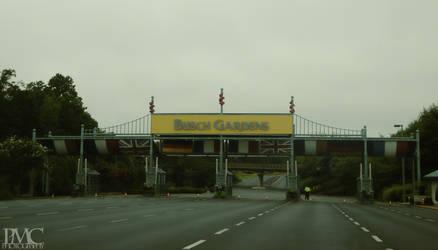 Busch Gardens Williamsburg by momoclone
