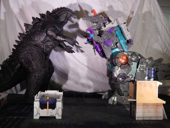 Trypticon Vs Big G