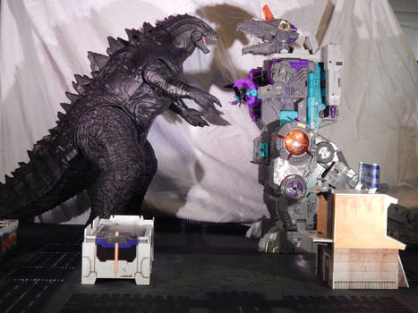 Trypticon Vs Big G 2