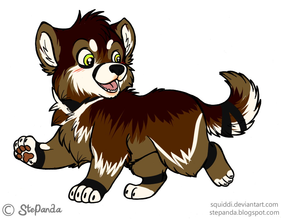 puppy adoptable CLOSED by CelesticAdopts